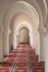 Moske's entrance (Blackphant) Tags: travel architecture arabic explore morocco marrakesh discover