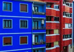 Real vs. Athetic (Walimai.photo) Tags: blue red espaa white color colour blanco azul club de real lumix football spain rojo country bilbao panasonic basque vasco euskadi sociedad ftbol pas getaria athetic lx5