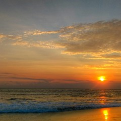 honeymoon at BALI (ais0201) Tags: travel sunset bali beach landscape honeymoon