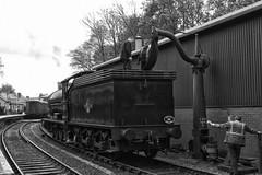LNER Q6 0-8-0 No. 63395 (mark_fr) Tags: station br no north railway moors standard 260 pickering goathland yorks levisham halt 4mt grosmont nymr lner 080 q6 76079 newtondale 264t 63395 80135