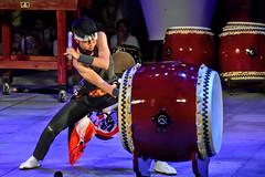 Taiko Concert (chooyutshing) Tags: singapore marinabay esplanadeoutdoortheatre taikoopeningconcert kodajapan hibikiyasingapore traditionjapanesedrumming japanesefestivalofarts