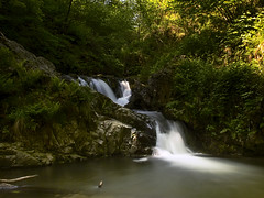 La Sgreola (ender7.wiggin) Tags: water waterfall piemonte hdr cascata 2016 nd64 nd8 pogno hs50exr