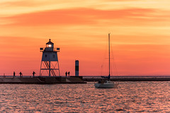 MN_1300_20151010_4882x7315.jpg (Joe Mamer) Tags: travel sunset orange lighthouse lake tourism water minnesota midwest dusk greatlakes northshore northamerica destination signal beacon mn lakesuperior grandmarais nightfall traveldestinations minnesotalandscape