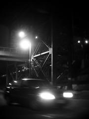 (JihadNinja) Tags: street metal architecture night dark movement industrial milwaukee fujian fujinon 25mm