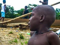 Generation (felipebeatle) Tags: river kid child afro strong choc atrato quibd