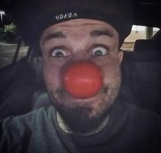 For the Robin Williams in us all! Support the children's hospitals with a $1 red nose. Let's see those noses!!!!