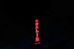 Who Would Quit The Lanes of Las Vegas, Says Ghalib, And Suffer Exile? (Mayank Austen Soofi) Tags: las vegas light mall neon delhi strip basti nigh walla hazrat ghalib nizamuddin