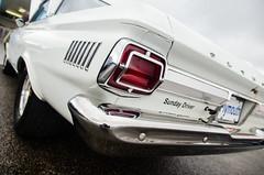 Sunday driver (GmanViz) Tags: color detail car nikon automobile plymouth bumper fender chrome belvedere taillight 1965 gmanviz d7000