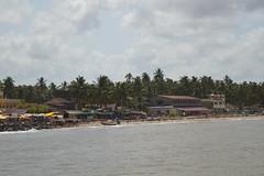 Malvan beach (Patiljayendra) Tags: malvanbeach sindhudurg beach konkan coast sea coconuttrees beachhouse malvan landscape photo