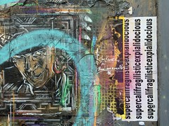 ARCHAEOLOGY (Mister Higgs) Tags: streetart archaeology clockwork supercalifragilisticexpialidocious aclockworkorange oligarchicalcollectivism misterhiggs pauldonsmith