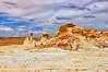 3 Wisemen Area (Jim Johnston (OKC)) Tags: newmexico desert hike rockformations 3wisemen bistibadlands ahshislepah