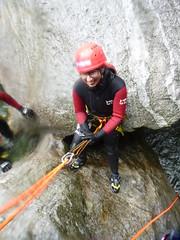 P1120374 (Mountain Sports Alpinschule) Tags: blue mountain sports lagoon canyoning zillertal zemmschlucht alpinschule