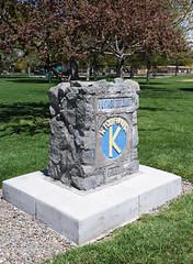 Lookout Pt Monument - Minden, NV - 2016 (tonopah06) Tags: nevada nv 1942 minden kiwanis 2016 lookoutpoint westwoodpark kingsburygrade oldkingsburygrade stateroute19 lookoutpt