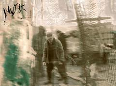 Non rien,ni vent, ni Parkinson. (nnrksix) Tags: art fishing kamouraska parkinson pêche anguille nnrk