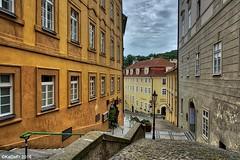 """Jansky vrsek"" street in Prague (kadofr) Tags: czech mala prague strana"
