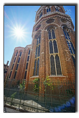 Old Church (seagr112) Tags: venice italy sun church europe venezia sunstar sonya6000 campodissgiovanniepaulo