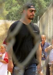 IMG_4409 (danimaniacs) Tags: man hot sexy guy hat beard nfl hunk cap scruff ebenbritton