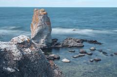 IMG_3960 - rak (EEK99) Tags: sweden gotland seascape landscape canon sea rocks long exposure longexposure nature outdoor