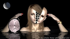 Montre molle Daliniens  et le passage du temps (Marchese di Pbol) Tags: surrealism metaphysics abstract photomanipulation mixedmedia conceptual clock metafisica moderndigitalart fineart phtosgrpheinartist digitalart surreal fiveoclock