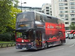 Golden Tours 114 (BF63 HEJ) (andyrigby2410) Tags: hydeparkcorner