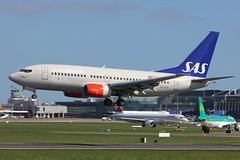 SE-RER SAS Scandinavian Airlines Boeing 737-7BX (carlowspotter) Tags: ireland dublin airplane flying airport aviation airline boeing sas airliner 737 dublinairport scandinavianairlines spotter 737700 serer avgeek eidw scandinvian 7377bx