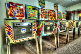 Pinball Museum of Paris