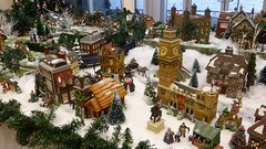 Christmas Village/ Village de Noel (anng48) Tags: canada quebec christmasvillage qc dorval villagedenoel dorvalmuseumoflocalhistoryandheritage museedhistoireetdupatrimoinededorval