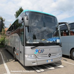 MERCEDES TOURISMO - CAP BUS (poumpoumfafa) Tags: bus buses mercedes coach autobus buss tourismo autobuses bussen autocares autocars mercedestourismo autocardetourisme reisenbus buscap