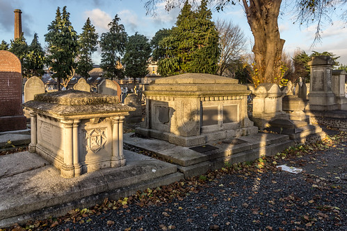 Mount Jerome Cemetery & Crematorium is situated in Harold's Cross Ref-100455