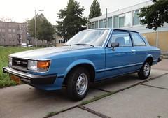 Toyota Carina TA40 1.6 Deluxe 19-5-1980 FZ-56-RP (Fuego 81) Tags: carina toyota 1980 ta40 fz56rp