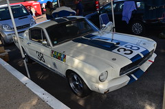 Ford Mustang (benoits15) Tags: old usa classic cars ford car vintage us automobile automotive voiture racing historic retro american shelby mustang circuit coches anciennes ledenon worldcars