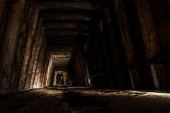 Hallein Salt Mine (Regretless.) Tags: 2 salzburg heritage dark austria scary mine hole salt tunnel freaky 45 planar salzbergwerk hallein dürrnberg salzwelten