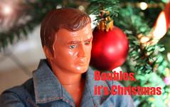 Baubles, it's Christmas (Maria Spadafora (@BloodyNoraDJ)) Tags: bionic steveaustin sixmilliondollarman bionicman