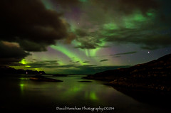 The Northern Lights of Norway (Digidiverdave) Tags: winter norway night lights norge aurora nord northernlights auroraborealis tromso nordlys davidhenshaw polarlight