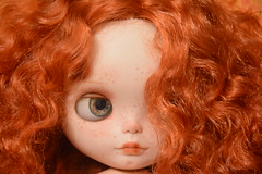 Freya and her charming eyes