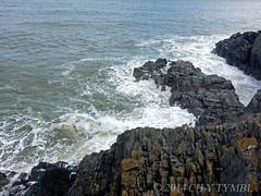 HighTide (CH Y TYMBL) Tags: sea seascape wales coast seaside rocks waves tide coastline pembrokeshire tenby