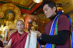 SColvey-1804 (karmajinpawangmo) Tags: puja ktd amitabha khenpokartharrinpoche