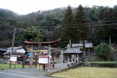 Ryoke Hachiman shrine (領家八幡神社) (MRSY) Tags: japan shrine hiroshima 日本 神社 torii 鳥居 shobara soryo 広島県 庄原市 総領町