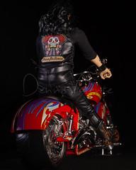 The Biker (Dennis Valente) Tags: macro leather mexico actionfigure boots posed biker vest figurine hdr articulated juarez motocycle 32bit dannytrejo pointofnoreturn exposurebracketing toyphotography articulating 3ofdiamonds 16scale arlennessmotorcycles diamond3 ironlegends damtoys gangsterskingdom gk006 scorpionfamily
