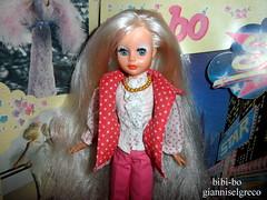 Γλυκιά, όμορφη, ρομαντική και σύγχρονη. Αυτή είναι η Bibi-bo! Υπογράψτε το petition για την κυκλοφορία της: Sweet, beautiful, romantic and modern. This is the bibi-bo! Sign the petition for her circulation: