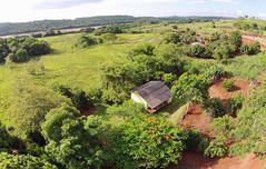 Volta do Rio, Rio Ivai no Porto Ub - Lidianpolis no Paran (Mauricio Portelinha) Tags: phantom drone pv2 dji