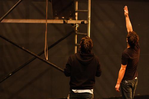 """WORKSHOP: Historie osvětlování a světelného designu, vývoj divadelního prostoru / Barokní divadlo v Českém Krumlově / Závěrečná práce studentů • <a style=""""font-size:0.8em;"""" href=""""http://www.flickr.com/photos/83986917@N04/15728128463/"""" target=""""_blank"""">View on Flickr</a>"""