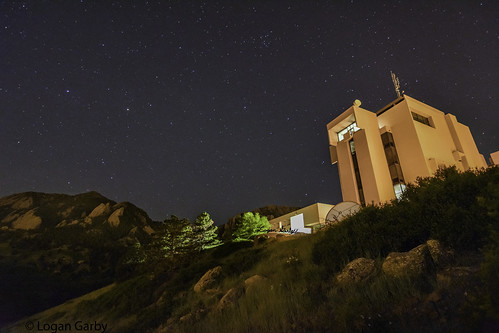 Photo - Logan Garby - NCAR Under the Stars - 1st Place - Youth