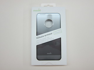 Moshi iGlaze Armour (Gray) – Metallic Case for iPhone 6 Plus