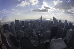 Top of the Rock (blueheronco) Tags: newyork manhattan rockefellercenter topoftherock midtownmanhattan