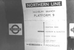 Slide 015-51 (Steve Guess) Tags: park uk england london last train underground branch tube line gb northern highbury moorgate drayton 4october1975