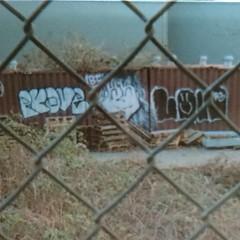 #nbd #graffiti (large paper scheme) Tags: graffiti nbd