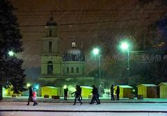 [MD]  Chiinu (Luca Graziani) Tags: winter snow night december neve inverno dicembre notte chisinau   chiinu  kiinv kiscineu