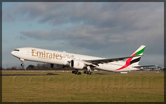 A6-EBM Boeing 777-31HER Emirates (elevationair ✈) Tags: emirates boeing 777 dub airliners dublinairport 773 eidw a6ebm