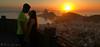 O Amor no Amanhecer do Rio de Janeiro - Rio450 The Love in the Dawn of Rio de Janeiro - Brasil #Rio450 #BreakingDawn #MiranteDonaMarta